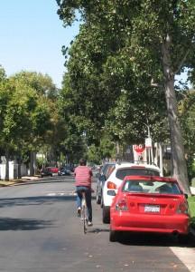 Charleville street view