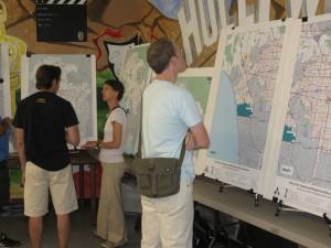LA bike plan meeting September 25, 2010