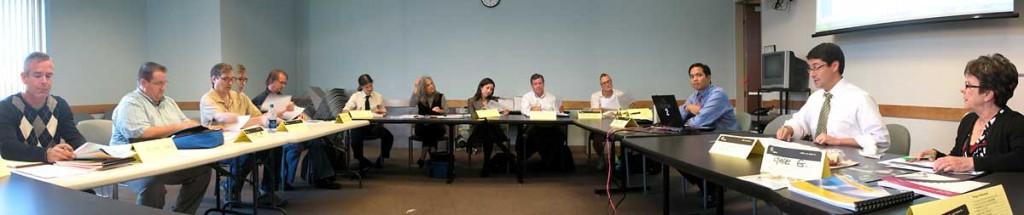 Metro Roundtable meeting September, 2010