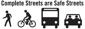 Complete Streets illustration