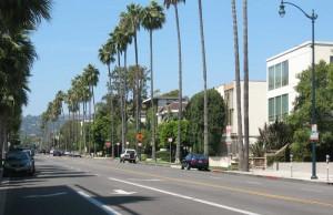 Crescent Drive looking Northwest