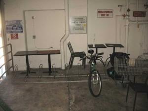 Whole Foods bike rack
