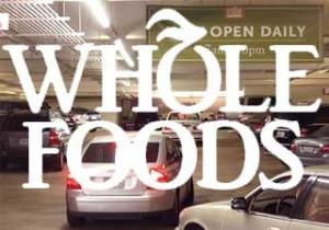 Whole Foods garage