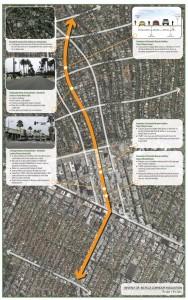 Bike Route Evaluation: Beverly Corridor
