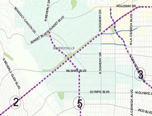 COG gap closure map BH section