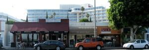 Shops on Santa Monica South