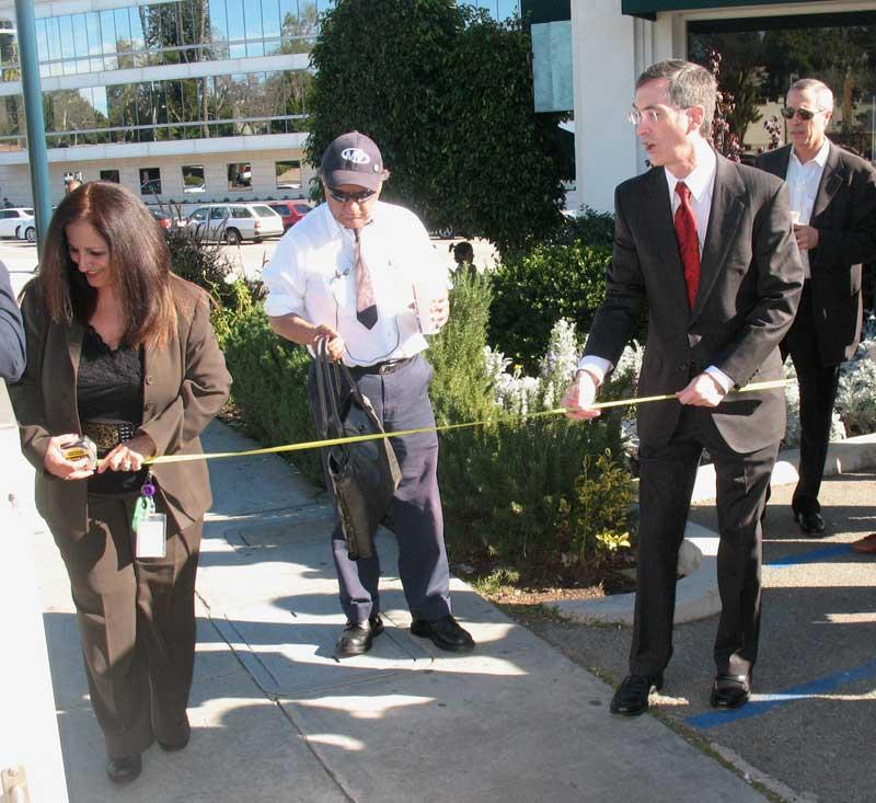 Planning Commission field visit 2/9/2012