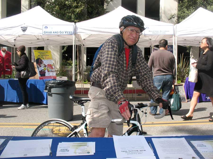 Charles at Earth Day 2012