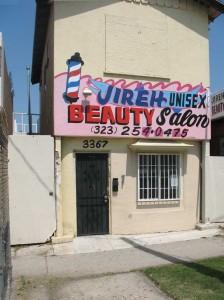 Beauty Shop in Cypress Park