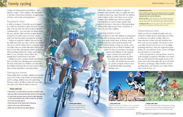 Sidwells Complete Bike Book inside