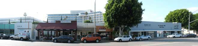 Gateway shops
