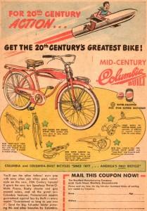 Columbia Mid Century