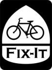 Fix-It bike sign