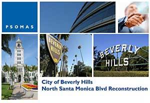 Santa Monica Boulevard Project logo