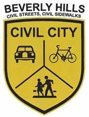 Civil City Badge
