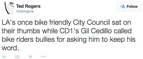 Figueroa City Council tweet