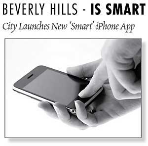 Beverly Hills iphone app
