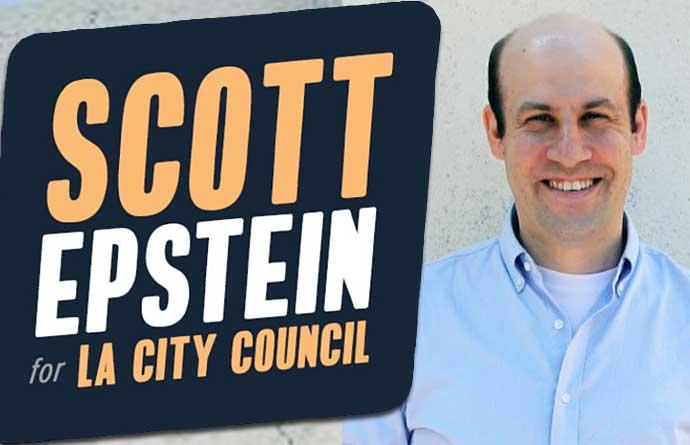 Scott Epstein endorsement